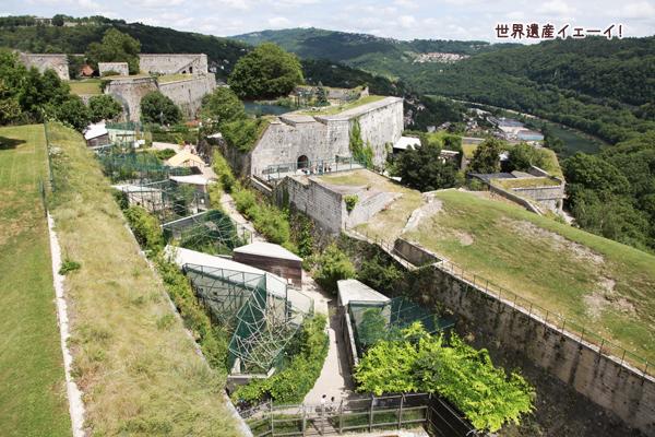 ブザンソンのヴォーバン要塞