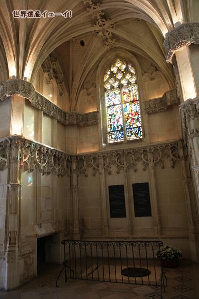 サン・テュベール礼拝堂