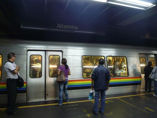 カラカス地下鉄