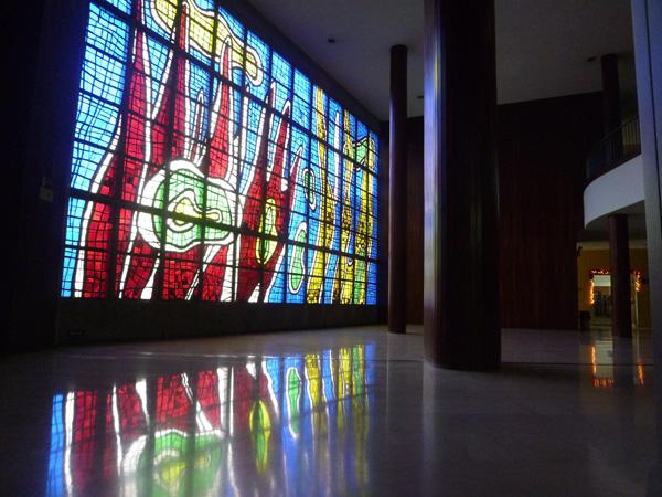 カラカス大学 図書館